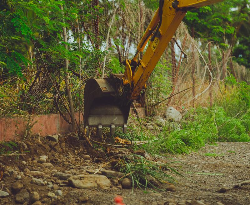 Réhabilitation de sites industriels ou de décharges fermés