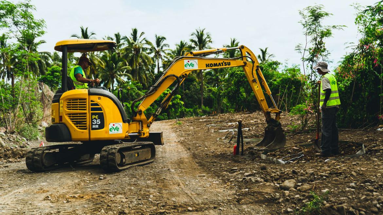 Economie circulaire : Restauration des espaces verts dégradés, traitement et valorisation de déblais de chantier